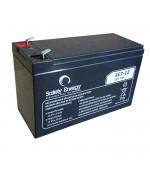 Bateria De Electrolito Absorbido 12v 7Ah Safety Energy