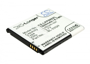 Batería Para LG Optimus LTE 2, Optimus L9, P880, BL-53QH