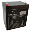 Bateria De Electrolito Absorbido 12v 5Ah Safety Energy