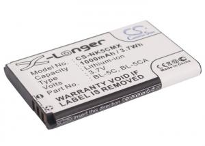 Batería Para Nokia 1100, 1101, 1110, 1110i, 1112, BL-5C, BL-5CA