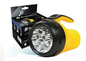 Linterna Foco Reflector Con 9 Leds De Alta Luminosidad