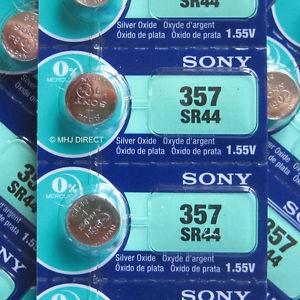 Pila 357 SR44 Sony
